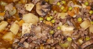 Ribeye Beef Stew