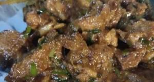 #Recook# Babi Kecap Sederhana 'Non Halal'
