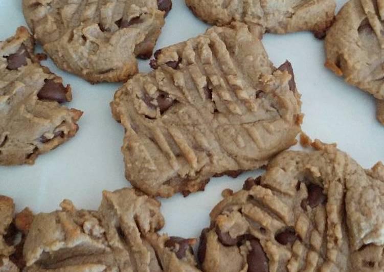 Tami's Flourless Peanut Butter Cookies