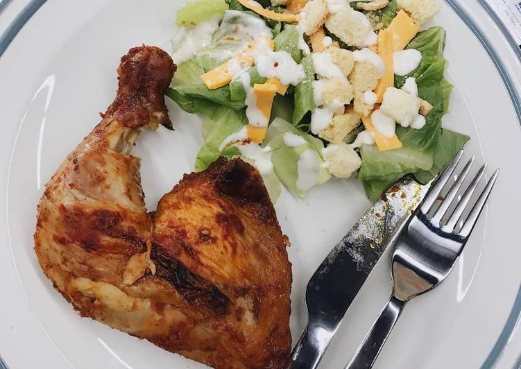 Paprika Grilled Chicken