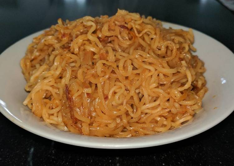 Quick n Easy Fried Noodles