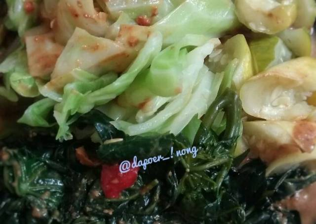 Lotek sayur