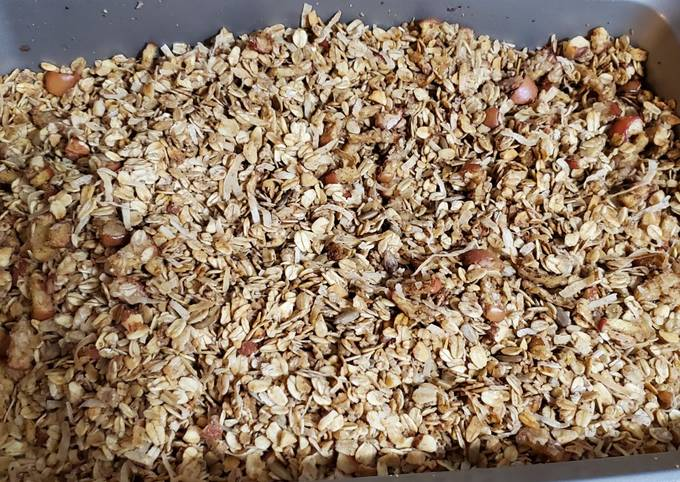 Granola (Apple Spice)