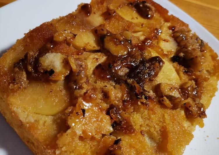 Gâteaux au pomme et caramel