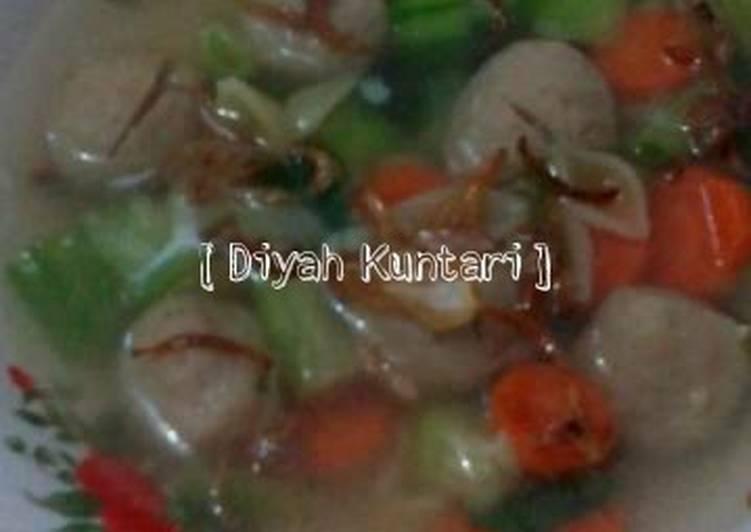 Sup Obama (Oyong Bakso Makaroni)