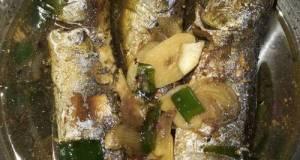 Ikan pindang bumbu kecap
