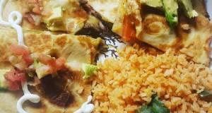 Steak Fajita Quesadilla