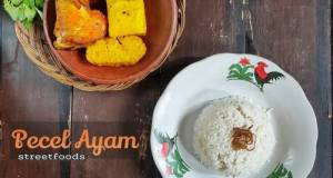 Pecel Ayam Street Food