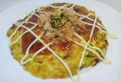 Recipe Japanese Okonomiyaki Delicious