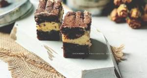 Cheese Brownies Adaptasi Dari Brownies Burnt Cheesecake Apa Kau Rasa