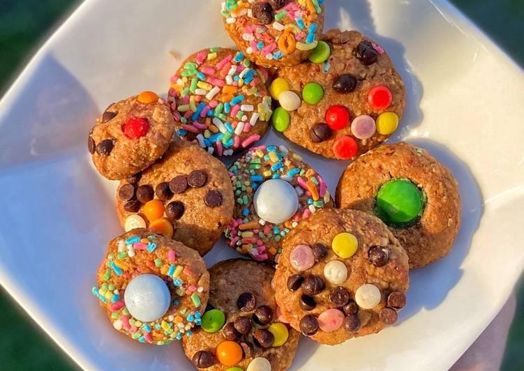 Healthy oat cookies for kids (anti gagal)