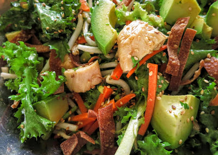 , Recipe: Tasty Chinese Chicken Salad Dressing