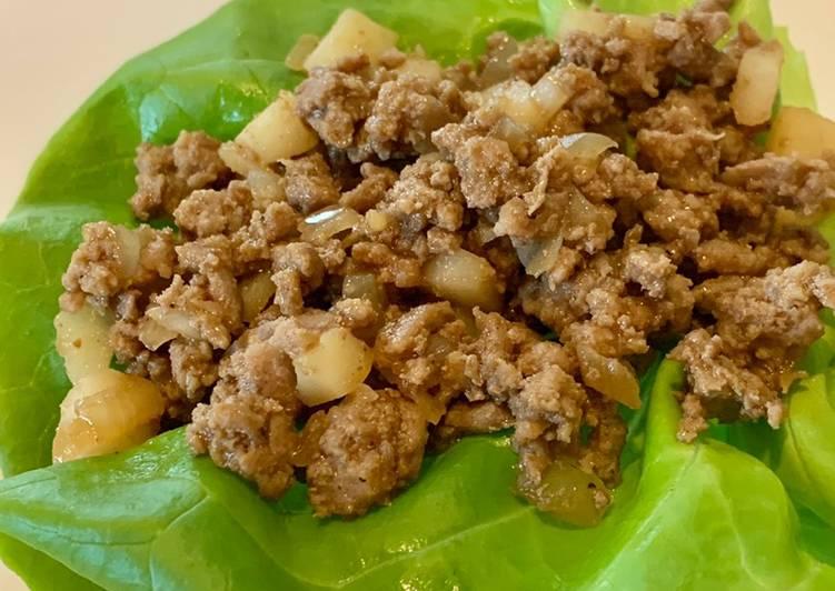 Turkey Lettuce Wrap