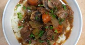 Low Carb Slowcooker Beef Stew