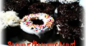 Brownut Brownies Donut