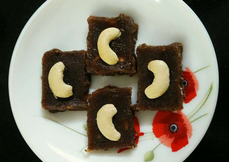Dates Halwa Nutritious with No added Sugar
