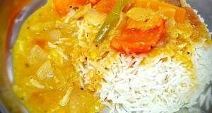 Drumstick Sambar (Without Sambar Powder)