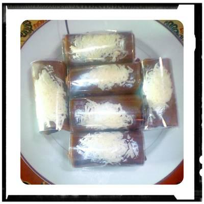 Resep Dadar Gulung Pisang Coklat Keju Oleh Eko Widayati Cookpad
