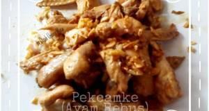 Pekcamkee   Ayam Rebus Simple Gurih