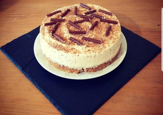 Cheesecake Recipe With Philadelphia And Mascarpone Cheese ...