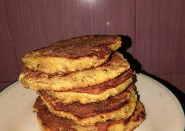 Pancake Oatmeal Rendah Kalori