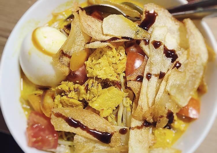 Soto Medan Vegetarian