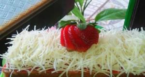 Olahan Strawberry~Brownies Strawberry