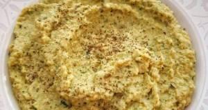 Pesto Cauliflower Mash