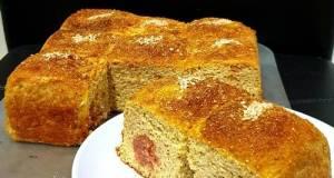 Keto Roti Kelapa Kornet Ayam Keju Sugar & Gluten Free #Ketopad
