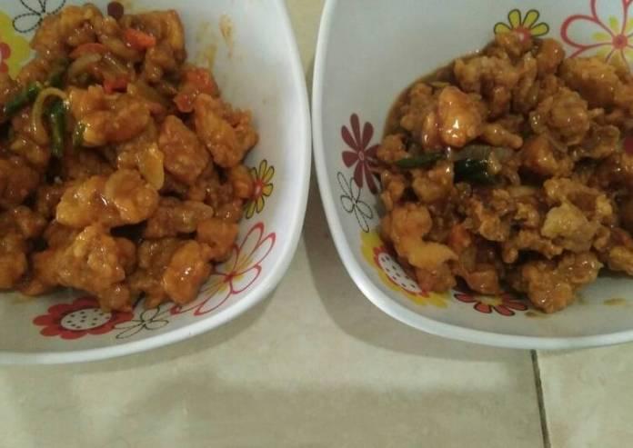 Resep Ayam Crispy Saos Mentega Yang Bisa Manjain Lidah Resep Masakanku