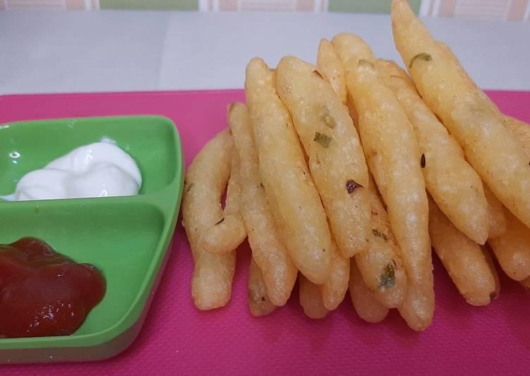Stick kentang keju