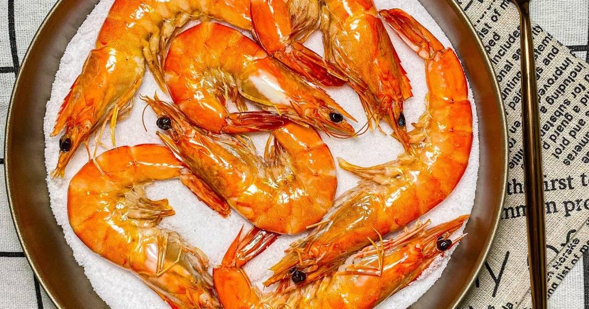 鹽烤蝦 食譜,作法共95個 - 全球最大料理網站 - Cookpad