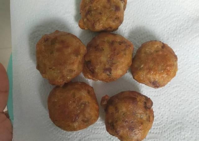 #3. Perkedel Daging Cincang Favorit, Simple Nan Legit