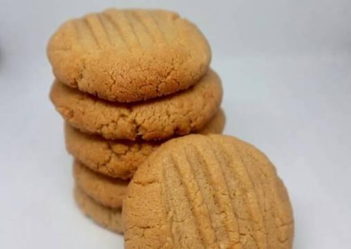 Recipe: Delicious Peanut Butter Cookies 🍪
