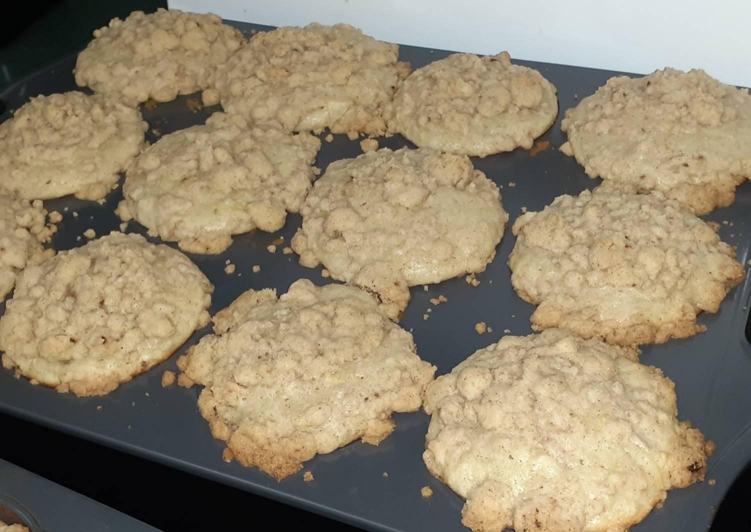 Rhubarb Streusel Muffins