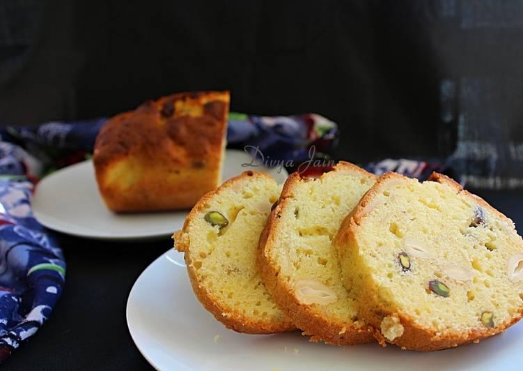 Grandma's Cake With Nimbu Mirchi Twist