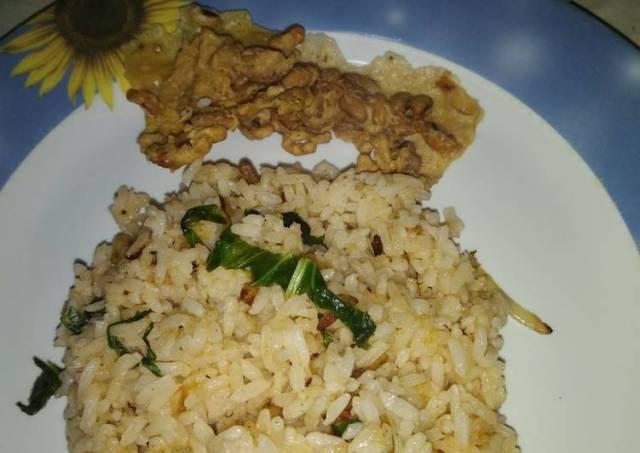 Nasi Goreng Rajang untuk Si Kecil