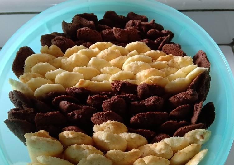 Lidah Kucing Keju & Coklat