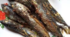 Ikan Tongkol Bumbu Ketumbar