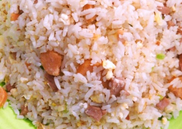 Nasi Goreng Ala Chinese