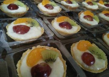 Resep Pie Buah Simple Top
