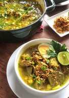 Resep Soto Sulung : resep, sulung, Resep, Sulung, Sederhana, Rumahan, Cookpad