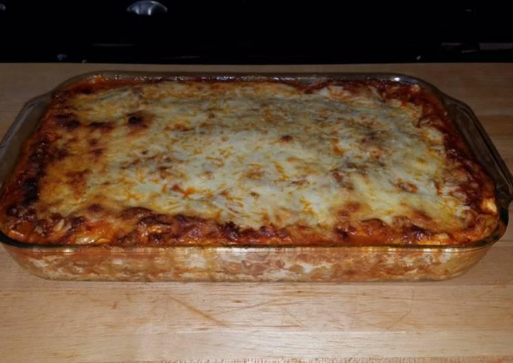 Family Lasagna
