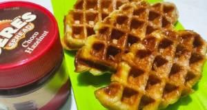 Croffle (Croissant Waffle)