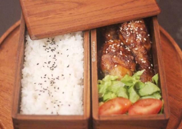Ayam goreng korea (mirip kyochon)