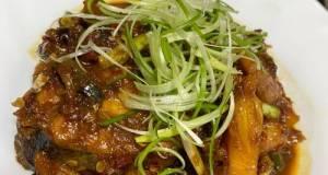 Batang Fish In Pineapple Chilli Gravy