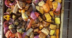 Oven Roasted Vegies