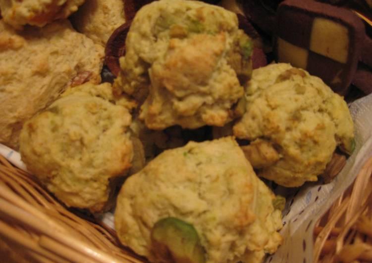 Avocado Hot Biscuit (Scone)