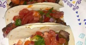 Braised Beef Brisket Tacos