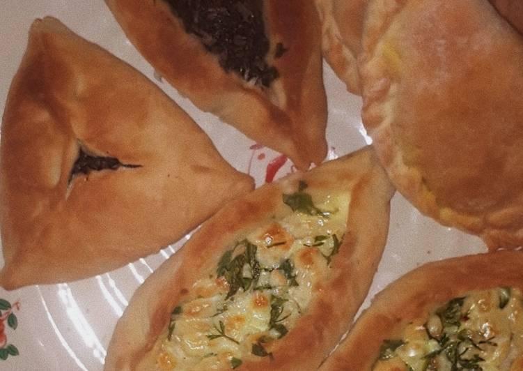 Breakfast Pastries (Fatayer)